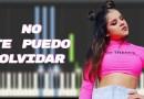 🎤 NO TE PUEDO OLVIDAR - KARINA Y MARINA