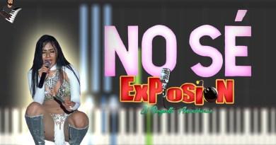 No Sé - Grupo Musical Explosión de Iquitos