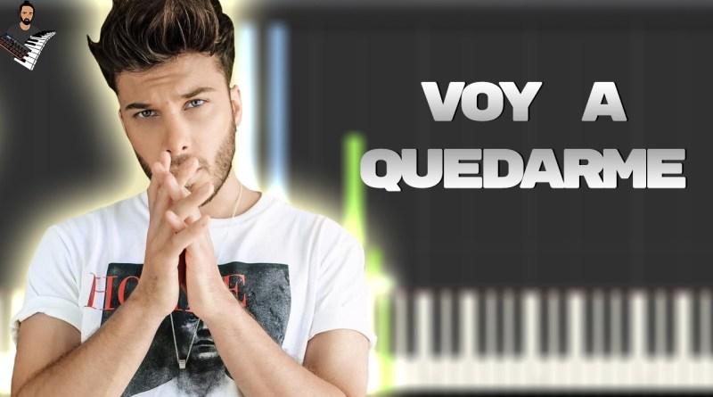 Blas Cantó - Voy A Quedarme (Spain Eurovision 2021)