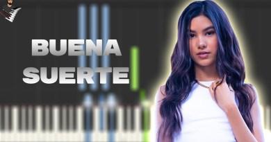 Ana Emilia - BUENA SUERTE