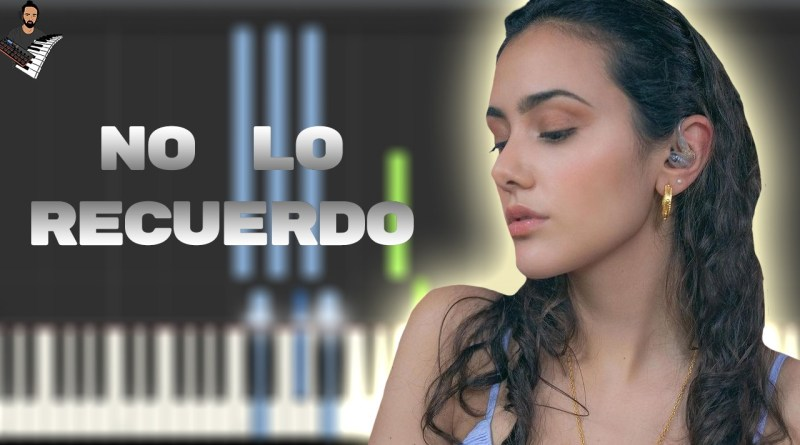 Susana Cala - No Lo Recuerdo