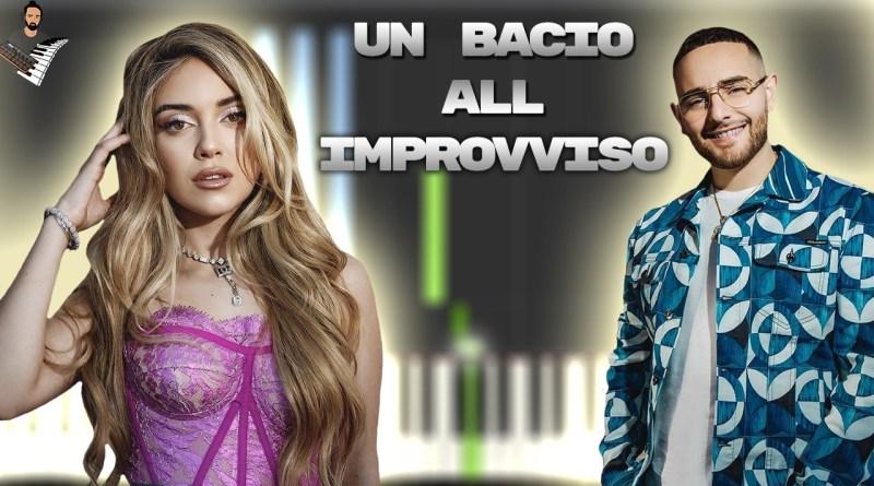 Rocco Hunt & Ana Mena - Un Bacio All'Improvviso