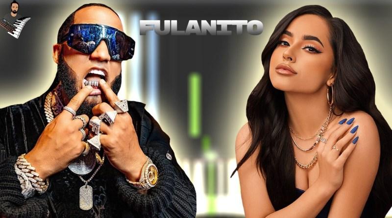 Becky G & El Alfa - Fulanito