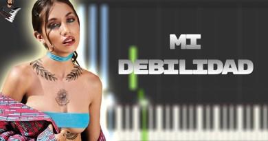 Maria Becerra - MI DEBILIDAD