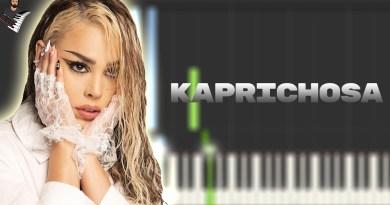Danna Paola - Kaprichosa
