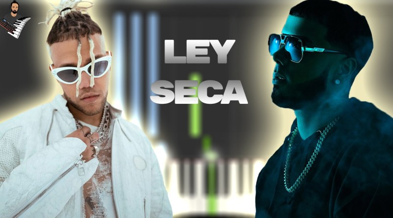 Jhay Cortez & Anuel AA - Ley Seca