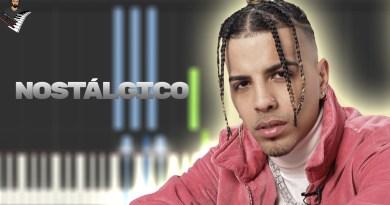 Rauw Alejandro & Chris Brown — Nostálgico
