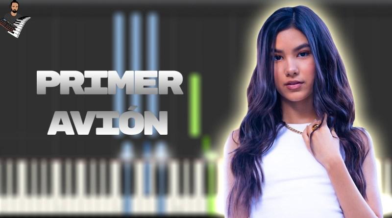 Ana Emilia - PRIMER AVION