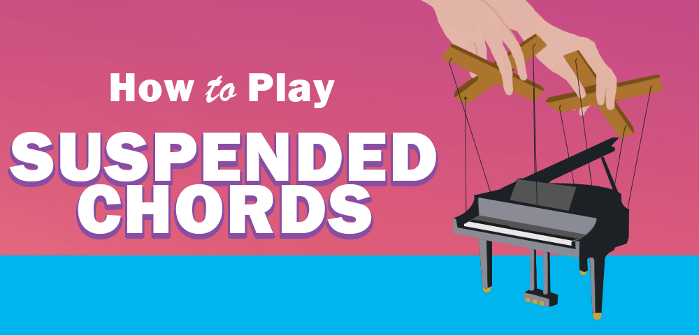 More On Chords How To Play Suspended Chords Pianotv
