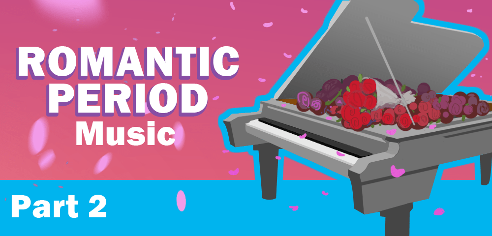 Romantic Period Music (Part Two) - PianoTV net