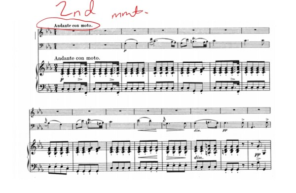 Schubert's Masterpiece: Piano Trio 2 in E-flat Major ...