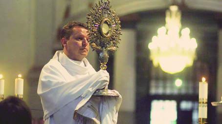 Veľkonočné sviatky: Obrady u piaristov