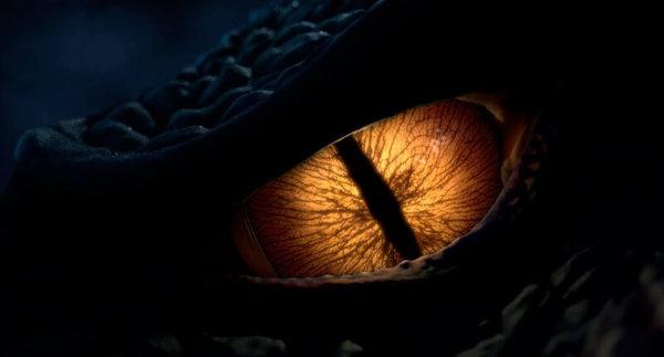 Ochiul dragonului din The Dragon Spell. Premiera în România: 1 decembrie 2017