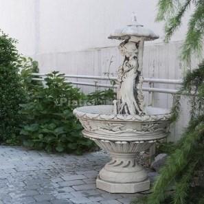 Fantani Arteziene Fontana Copiii cu Umbrela Set EF 06