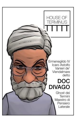 Ritratto Doc Divago
