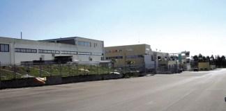 la zona industriale di Matino