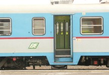 carrozza treno FSE