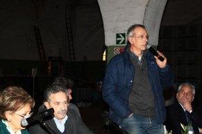 Roberto Raheli presidente delle cooperativa Vinolea Alezio