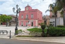 Foto ex Municipio in Piazza San Paolo - Secli