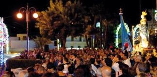 lizza 2012 processione