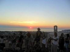 tramonto a San Mauro