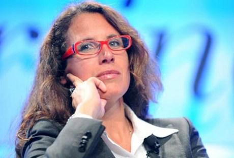 la giornalista Ilaria Cavo