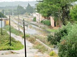 ALEZIO - stazione Fse. Foto di redazione