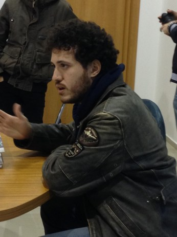 """Federico Mudoni, regista degli """"SprinGo Film"""" di Alezio"""