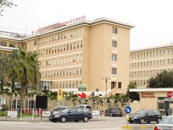 L'ospedale di Tricase