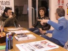 """Visite VIP in """"Piazza"""": la band dei TOROMECCANICA di Alezio :-)))"""