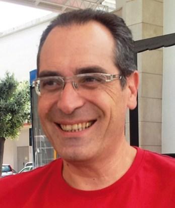 il segretario del Pd a Casarano, Sergio Stefano
