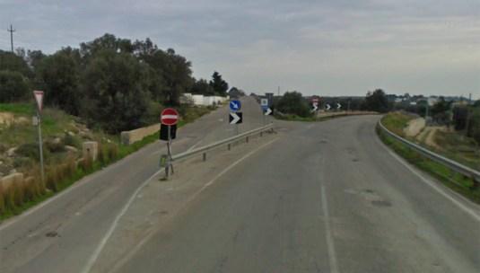 Casarano, la Sp 334 (detta California) che verrà aperta al traffico
