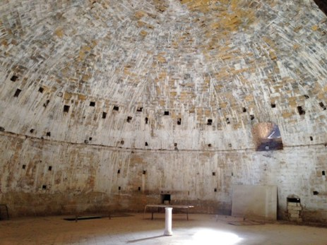Castello - sala ennagonale