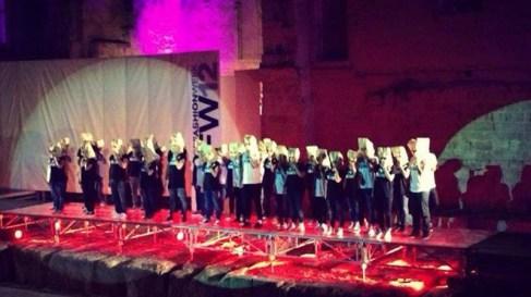 """Sul palco della """"Lecce fashion weekend"""""""