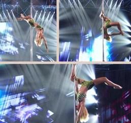 Pole dance di Maddalena Corvaglia
