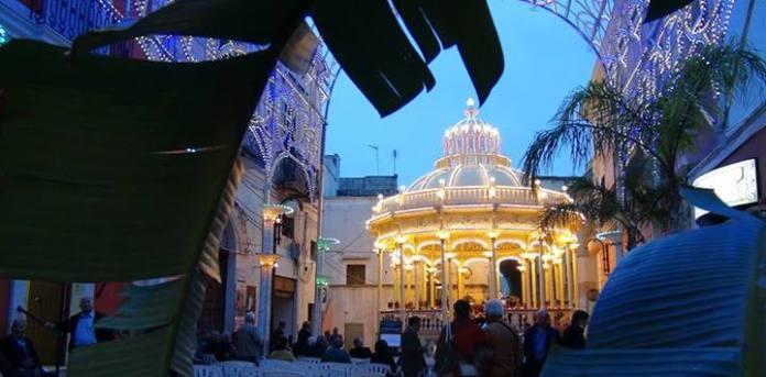 San Giorgio 2014 - Piazza Municipio - foto di Raffaele Leopizzi