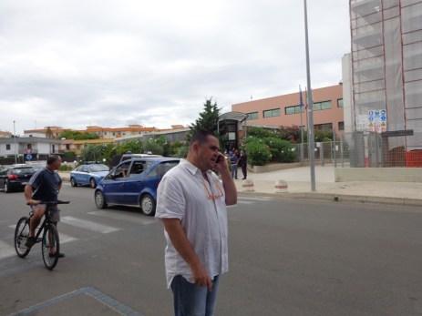 Il sindaco Francesco Errico