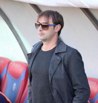 Sergio Volturo allenatore Gallipoli
