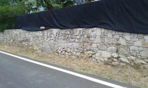 La scitta sul muro