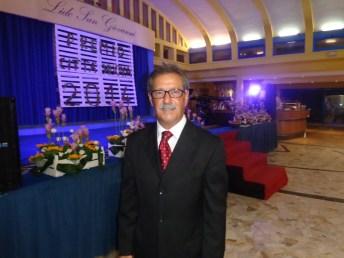 Premio Città Nuova - il patron Nicola Ripa