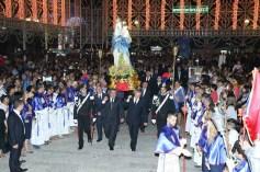 Madonna delle Grazie - la processione