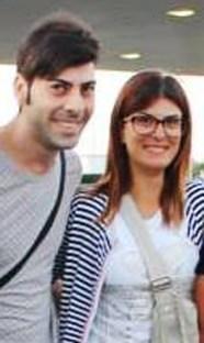 Gianni Prete e Ilenia Marzo