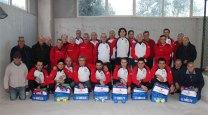Associazione bocciofila sannicolese - Stagione 2014