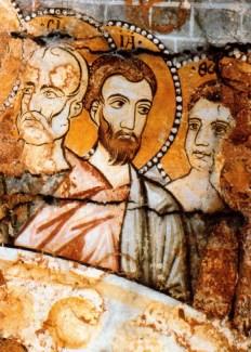 affresco bizantino celsorizzo