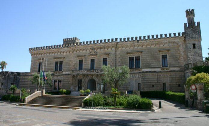 Municipio di Nard palazzo Person gi Castello-Acquaviva