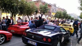 La sosta su corso Roma
