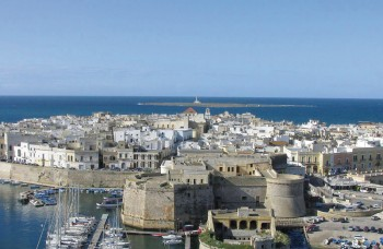 Il Castello dall'alto (foto Pejrò)