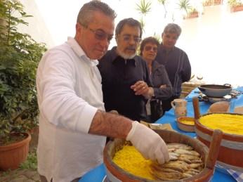 Sergio Manno in primo piano