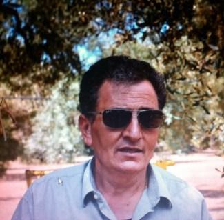 Enzo Marzano, proprietario del fondo