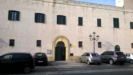 La scuola di via Cavour